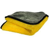 2 Faced Soft Touch Microfiber Towel