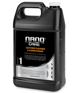 Nano Care Leather Cleaner & Conditioner