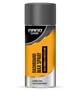 Nano Care Dashboard Wax Spray
