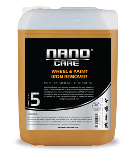 Nano care Wheel & Paint Iron Remover