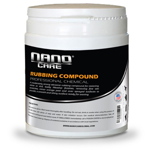 Nano Care Rubbing Compound